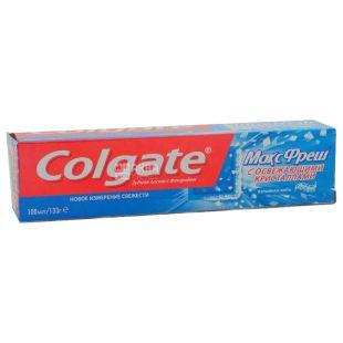 Colgate Макс Фреш, Зубна паста, С освіжаючими кристалами, 100 мл
