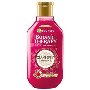 Garnier Botanic Therapy, Шампунь, журавлина і арганова олія, 400 мл