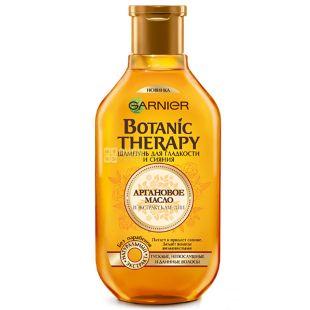 Garnier Botanic Therapy, Шампунь, Арганова олія і екстракт камелії, 400 мл