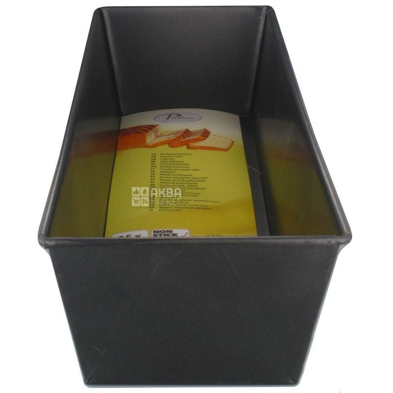 Fackelmann, Форма для выпечки прямоугольная, 35х11х7,5 см