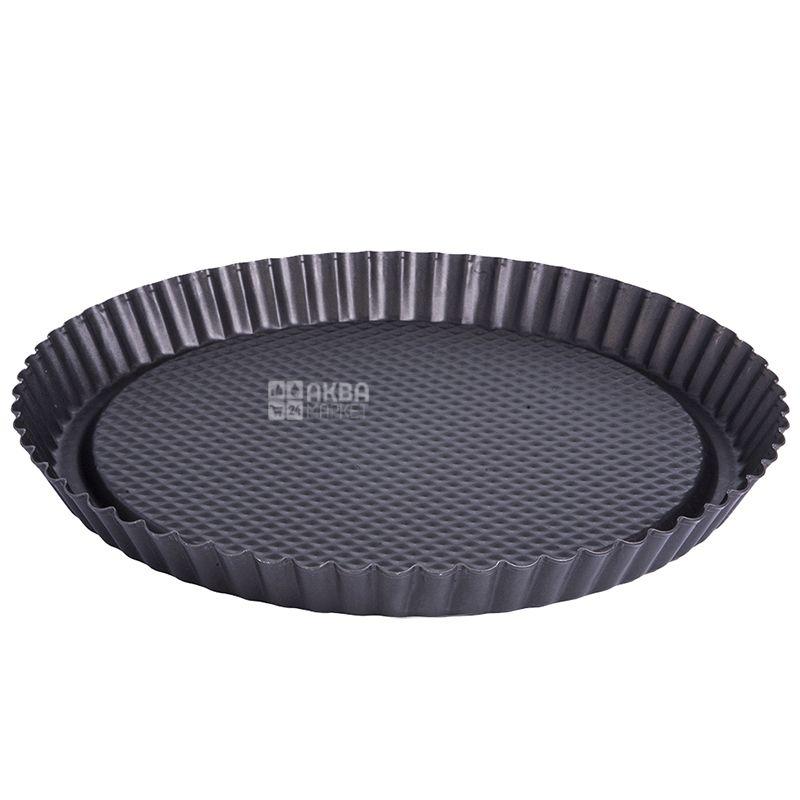 Fackelmann, Форма для выпечки круглая с гофрированными стенками, 28х3 см