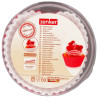 Zenker, Набор силиконовых форм для выпечки, 6 шт, пластик