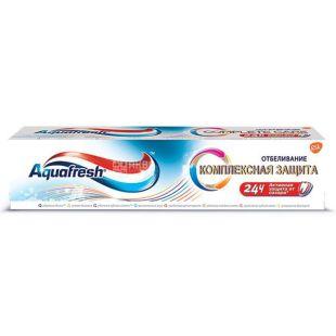 Aquafresh Комплексная защита+Отбеливание, Зубная паста, 100 мл
