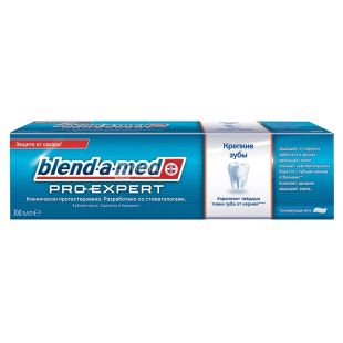Blend-a-med Strong Teeth, Зубна паста, 100 мл