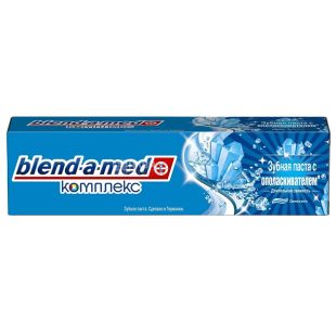 Blend-a-med Комплекс Тривала свіжість, Зубна паста, 100 мл