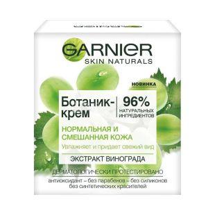 Garnier Ботаник-крем, с экстрактом зеленого чая, 50 мл