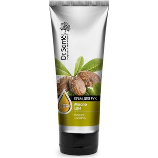 Cream Dr. Sante with Shea Butter, Hand, 75 ml
