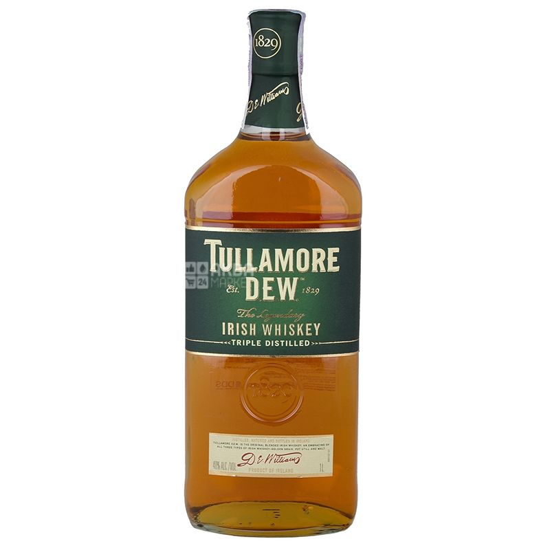 Tullamore Dew Original Виски, 1л