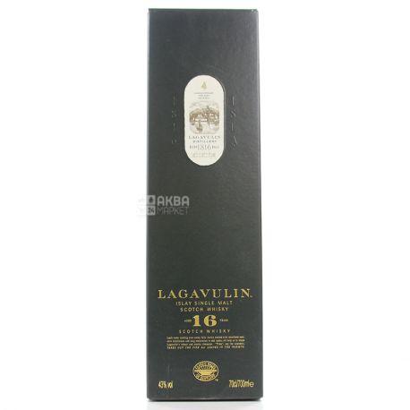 Lagavulin Виски, 0.7л