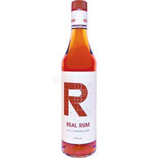 Ром Real Rum Gold 1 л, 37,5%