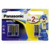 Panasonic Evolta AAA BLI, Alkaline batteries, 4 + 2 pcs
