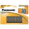 Panasonic Alkaline Power AAA BLI 10, Батарейки, 10шт