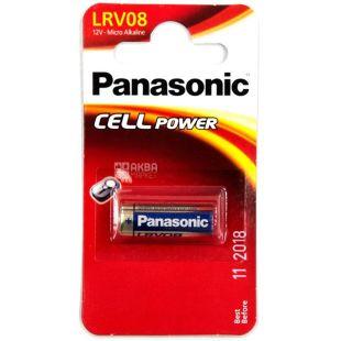 Panasonic батарейки Micro Alkaline LRV08 BLI 1