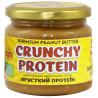 Master Bob, 300 g, Peanut Paste, Crisp Protein, Premium, Glass