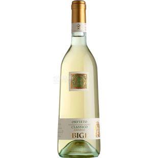 Bigi Orvieto Classico Seco, Вино белое сухое, 0,7 л