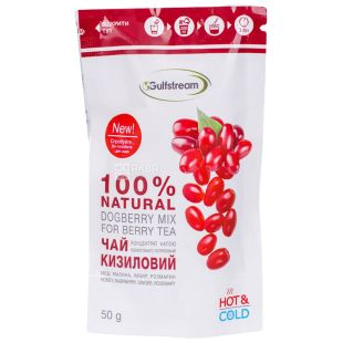 Gulfstream, Концентрат - Кизиловий чай, 50 г