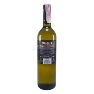 Bolgrad Шато де Вин, Вино белое полусладкое, 0,75 л