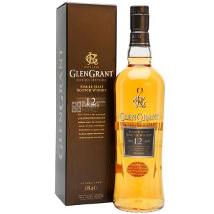 Виски Glen Grant 12 лет 0,7 Л
