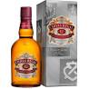 Виски Chivas Regal, премиум класс, выдержка 12 лет, 40%, 0.5 л