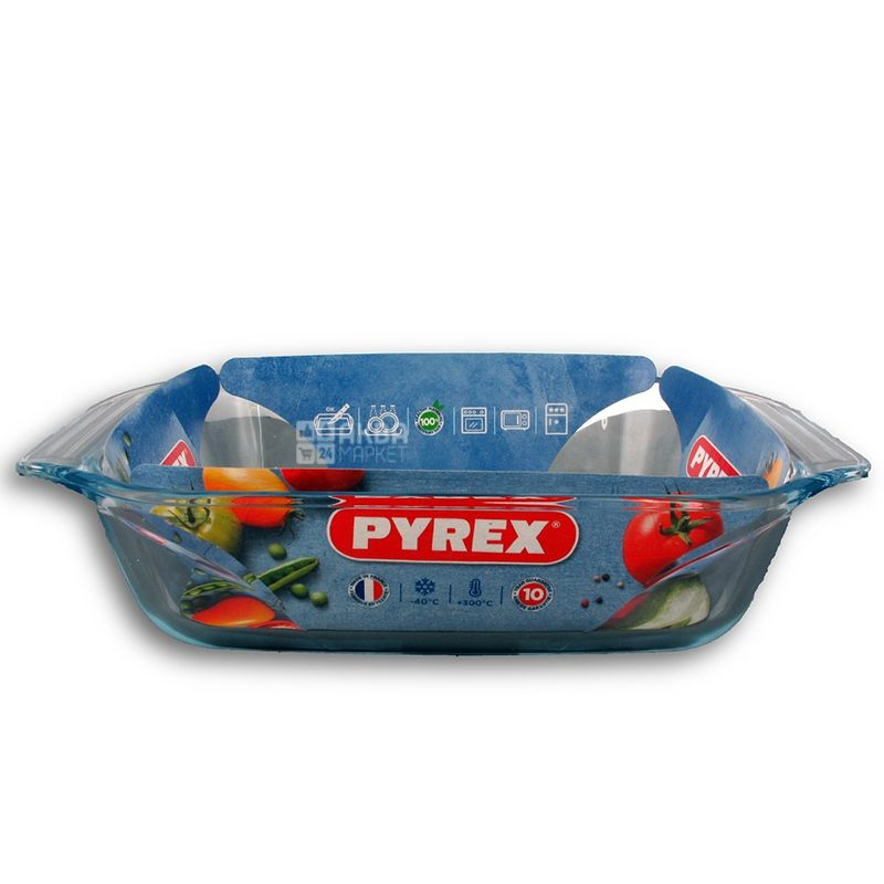Pyrex Irresistible, Форма для запекания, прямоугольная, 27x17x6 см