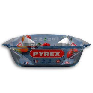 Pyrex Irresistible форма для запікання, прямокутна, 35x23x6,5 см