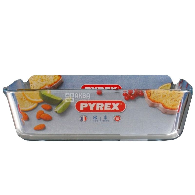 Pyrex Bake & Enjoy, Форма для кексов, 28x11x7,5 см