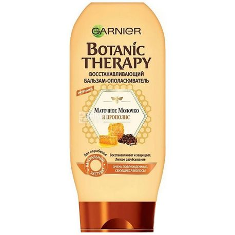 Garnier Botanic Therapy, Balsam, Royal Jelly and Propolis, 200 ml