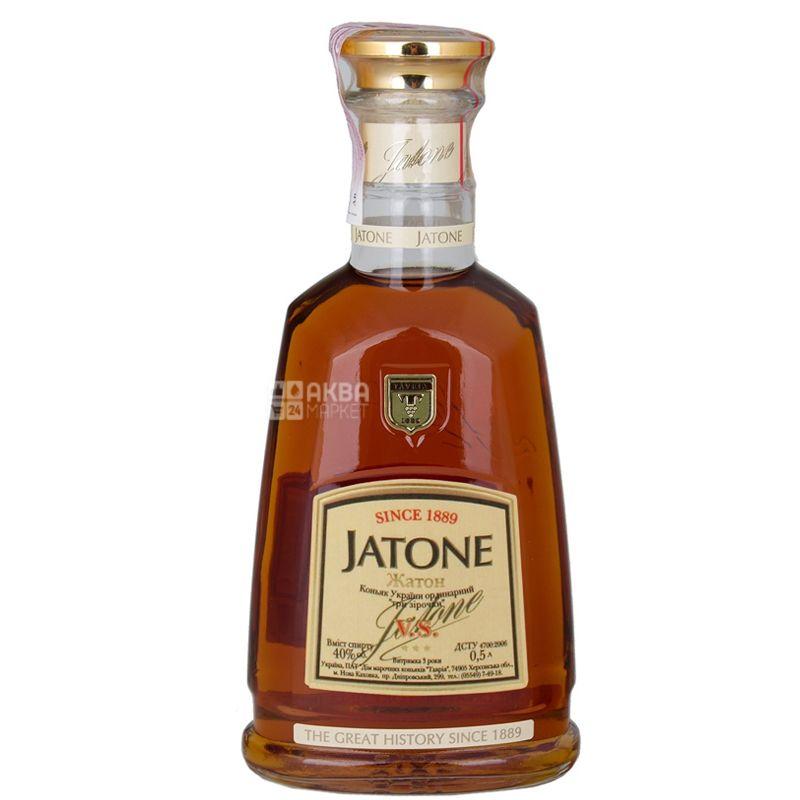 Jatone VS cognac, 0.5 L