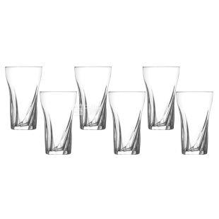 Набір склянок Маріо для напоїв, 375 мл, 6 шт.