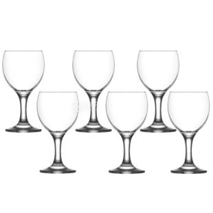 Набір келихів Міскет для білого вина, 17 0мл, 6 шт.