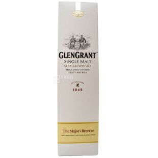 Виски Glen Grant The Major's 40% 0,7 л