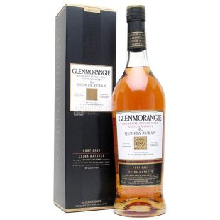 Glenmorangie Quinta whiskey, 0.7 l