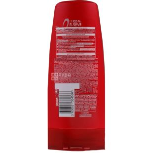 L'Oreal Elseve, Balsam, Color and Gloss, for colored hair, 200 ml