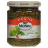 Monini Pesto, Соус с базиликом, 190 г