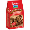 Loacker Quadratini Napolitaner, Square waffles with nut flavor, 125 g