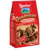 Loacker Quadratini Napolitaner, Вафлі квадратні зі смаком горіха, 125 г