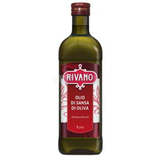 Rivano Pomace, Olive Oil for Frying, 1 L
