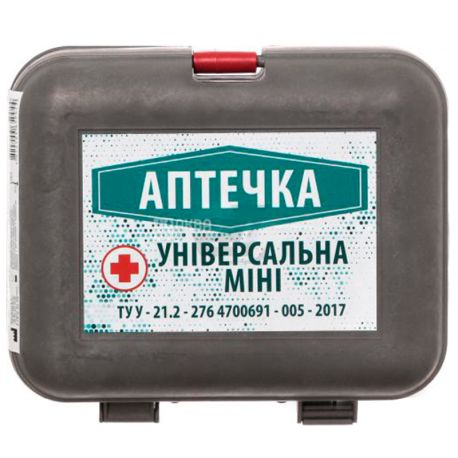 Car first aid kit mini