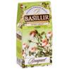 Basilur, Milk oolong, White magic, 100 г, Чай Базилур, Молочный оолонг, Белое волшебство, Зеленый