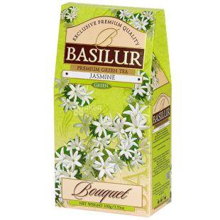 Basilur Bouquet Jasmine, Green Tea, 100 g