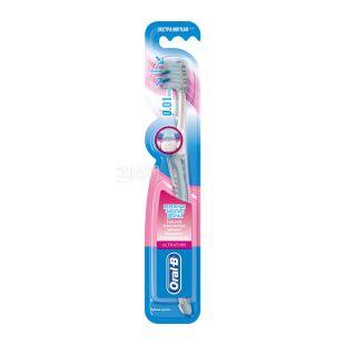 Зубна щітка Oral-B Бережна турбота, екстра м'яка, 1 шт.