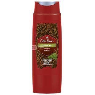 Old Spice Timber Shower Gel, 250 ml