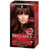 Brillance 874 Оксамитовий Каштан, фарба для волосся, 142.5 мл