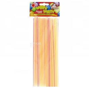 Straws for drinks, Fresh, Packaging 25 pcs, TM Assistant
