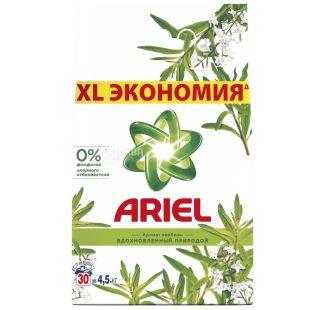Ariel Аромат Вербены, Стиральный порошок для белого белья, 4,5 кг