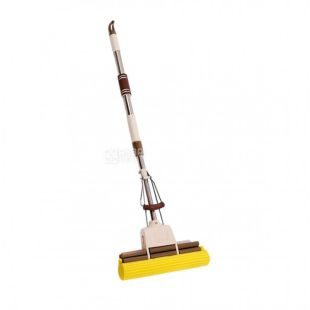 Mop My House Middle Soft, with an extraction, soft sponge, 27 cm