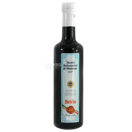 Brivio, Aceto Balsamico Di modena, Уксус бальзамический, 0,5 л