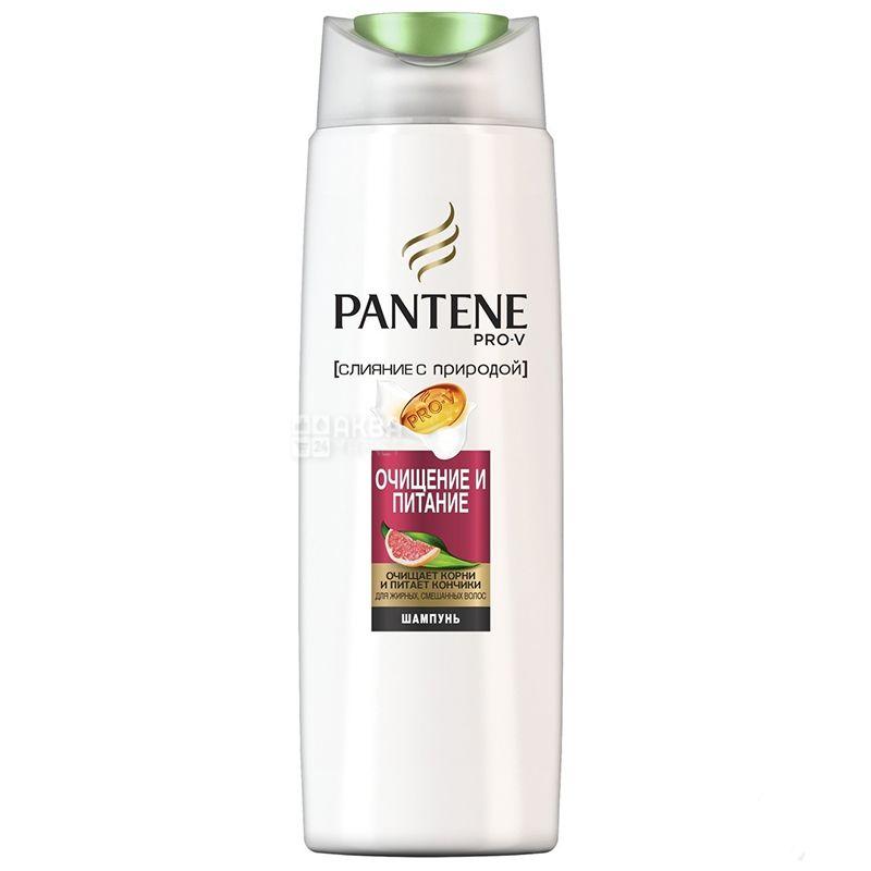 Pantene Pro-V шампунь Слияние с природой, Очищение и питание, 250 мл