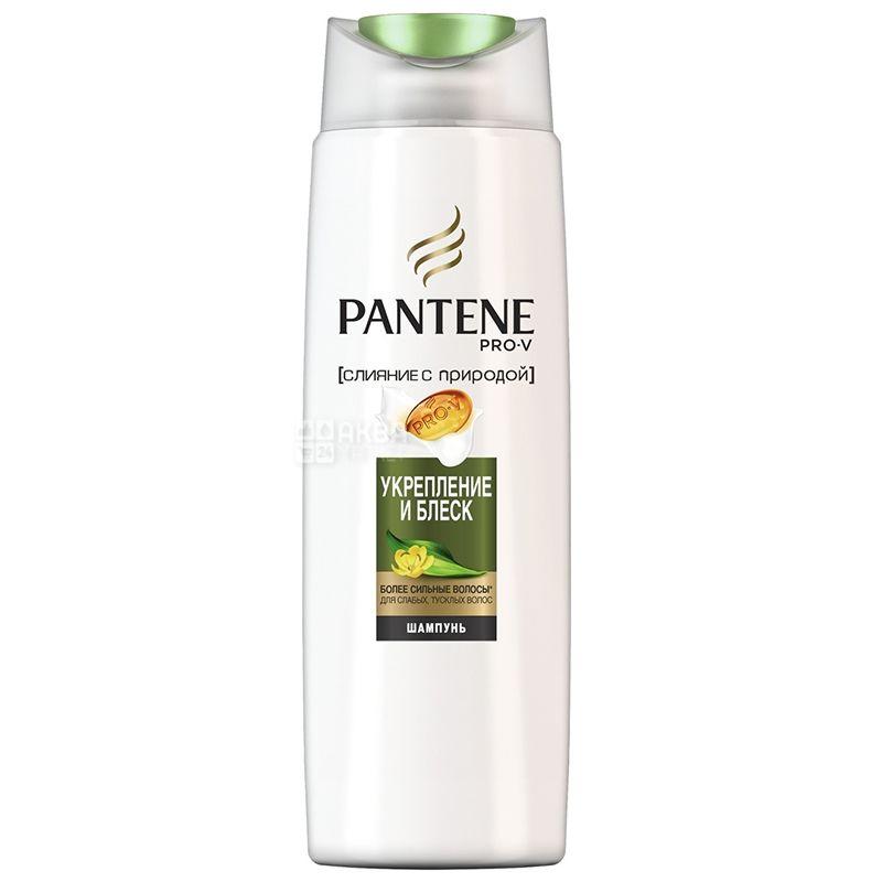 Pantene Pro-V шампунь Слияние с природой Укрепление и блеск, 250 мл