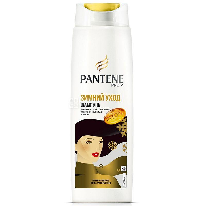 Pantene Pro-V шампунь Интенсивное восстановление Зимний уход, 400 мл